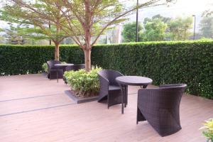 Baan Khoa Yai by Siri, Apartments  Mu Si - big - 15