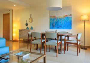 Apartamento en la Isla de la Toja, Апартаменты  Остров Трои - big - 21