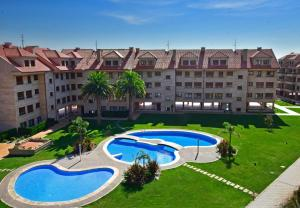 Ático en Isla de la Toja, Apartments  Isla de la Toja - big - 21