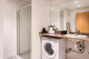 Apartments Sata Olimpic Village Area, Apartmanok  Barcelona - big - 25