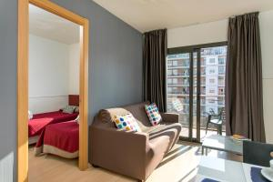 Apartments Sata Olimpic Village Area, Apartmanok  Barcelona - big - 30