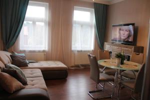 Jurincom apartments na Vyhlidce, Apartmány  Karlovy Vary - big - 16