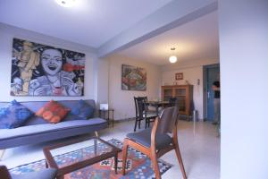 2 Bedroom Apartment close to Downtown CDMX, Apartmány  Mexico City - big - 14