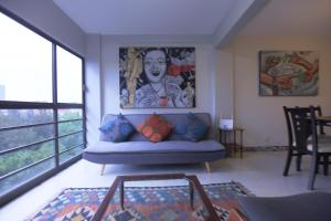 2 Bedroom Apartment close to Downtown CDMX, Apartmány  Mexico City - big - 10
