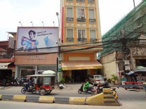 Sothearos Guesthouse, Vendégházak  Phnompen - big - 1