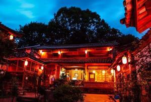Nuodeng Fujia Liufang Hostel, Hostelek  Tali - big - 9