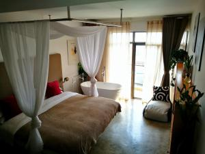 Zen of Tiger Inn, Apartmanok  Tali - big - 3
