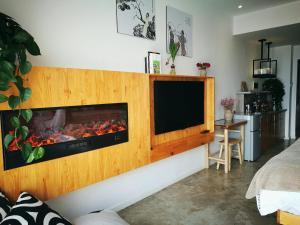 Zen of Tiger Inn, Apartmanok  Tali - big - 5