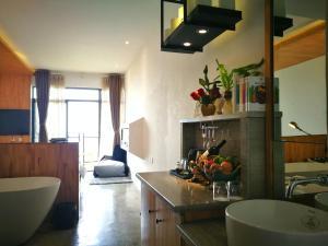 Zen of Tiger Inn, Apartmanok  Tali - big - 8