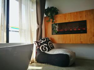 Zen of Tiger Inn, Apartmanok  Tali - big - 10