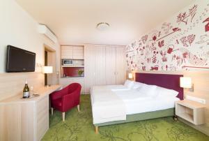 Kolping Hotel Spa & Family Resort, Hotels  Hévíz - big - 21