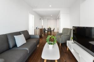 UrbanMinder @ Trillium, Ferienwohnungen  Melbourne - big - 9