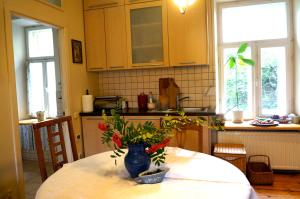 90 sq.m. apartment in centre of Vilnius, Ferienwohnungen  Vilnius - big - 11