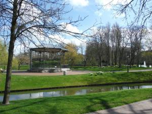 Residentie Royal Park, Appartamenti  Ostenda - big - 7
