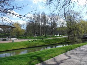 Residentie Royal Park, Appartamenti  Ostenda - big - 15