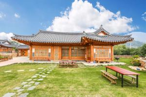 Hanok Garden House Pension