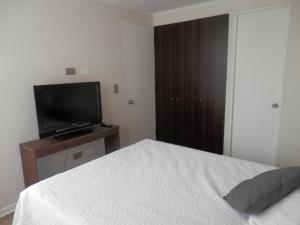 Departamento Tocornal 455, Apartments  Santiago - big - 7