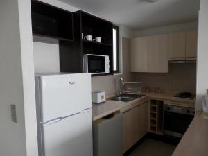 Departamento Tocornal 455, Apartments  Santiago - big - 6