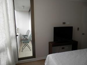 Departamento Tocornal 455, Apartments  Santiago - big - 3