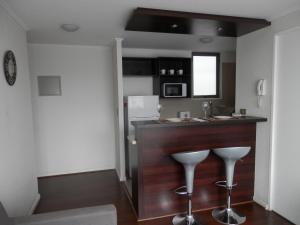 Departamento Tocornal 455, Apartments  Santiago - big - 14