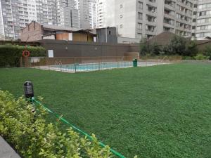 Departamento Tocornal 455, Apartments  Santiago - big - 11