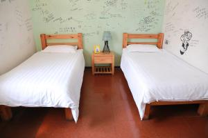 Harbin North International Youth Hostel, Hostelek  Haerpin - big - 53