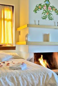 Konitsa Mountain Hotel, Hotels  Konitsa - big - 20