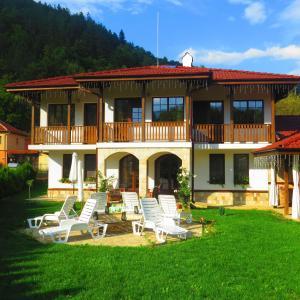 Bashtinata Stryaha House