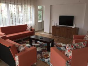 Sude Home 3, Apartments  Alanya - big - 7