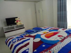 Happy Home Hatyai, Hostelek  Hatjaj - big - 14