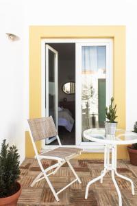 A Casa Do Sol, Priváty  Vila Nova de Milfontes - big - 15