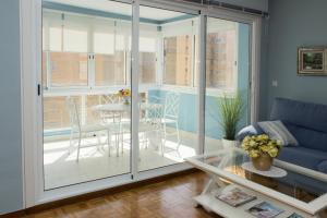 Holidays Puig Beach Apartment, Апартаменты  Moncada - big - 14