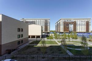 Апартаменты В Новом Мире, Астана