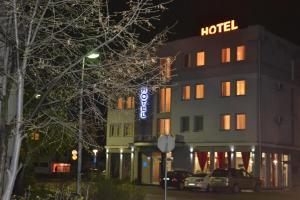 Hotel Octagon - фото 9