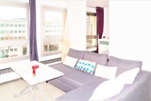 Superb apartment near the Butte aux Cailles