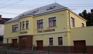 Penzion Pod Zámkem