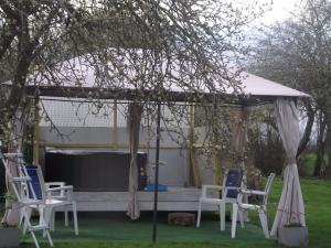 Chez Christy, Bed & Breakfast  Voussac - big - 136