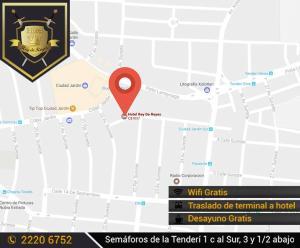 Hotel Rey de Reyes, Szállodák  Managua - big - 26