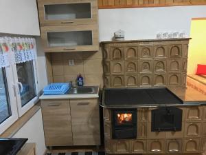 Penzion Tatry, Ferienwohnungen  Veľká Lomnica - big - 47