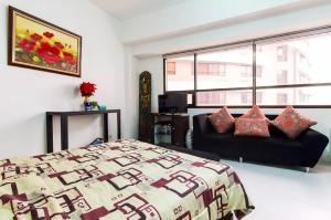 P&S Suites ^ Icon, Apartmanok  Manila - big - 21