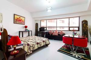 P&S Suites ^ Icon, Apartmanok  Manila - big - 28