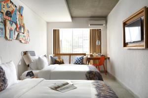YATS Colony, Hotely  Yogyakarta - big - 17