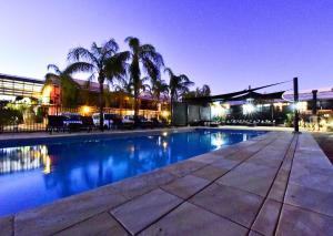 Diplomat Motel - Alice Springs, Northern Territory, Australia