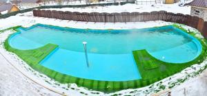 Отель Зеленая Вода Залесья, Переславль-Залесский