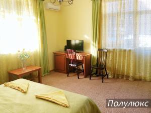 Отель Леона - фото 19