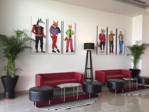 Red Fox Hotel, Sector 60, Gurugram, Hotels  Gurgaon - big - 12
