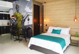 Hotel El Alba, Hotely  Cali - big - 3