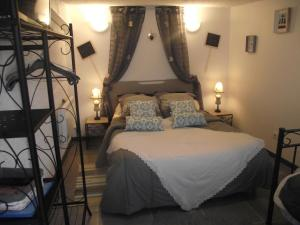 Chez Christy, Bed & Breakfast  Voussac - big - 79