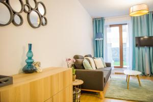 Seasons Studio Garden, Apartments  Braşov - big - 9