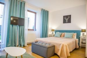 Seasons Studio Garden, Apartments  Braşov - big - 5